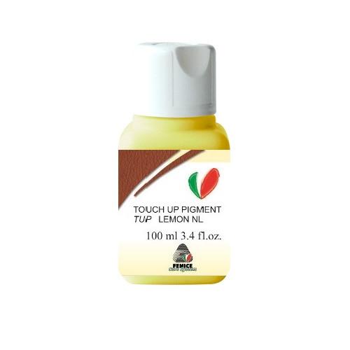 Фарба для шкіри TUP Lemon NL, Лимонний колір, 100 мл