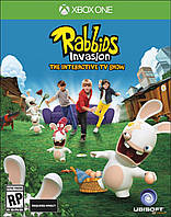 Rabbids Invasion Xbox One (82639)