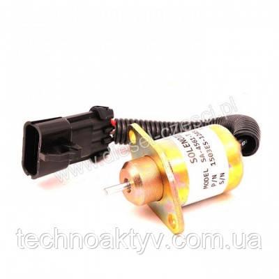 Соленоид 12V Kubota (1503Es-12A5Uc9S)