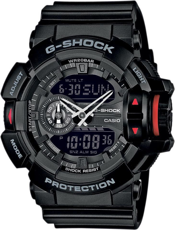 Часы Casio G-Shock GA-400-1B