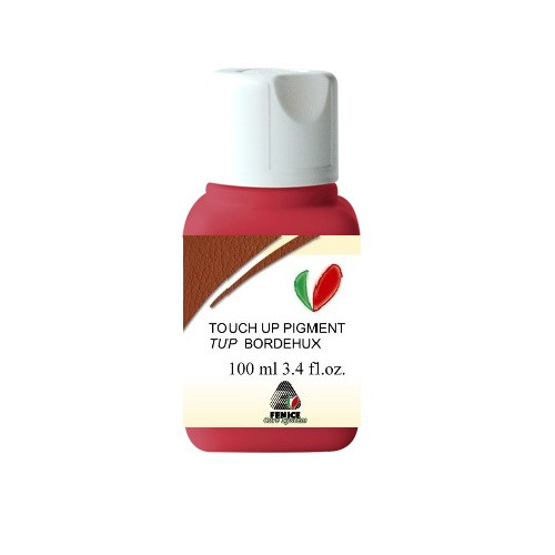 Фарба для шкіри TUP Mahogany, Махонь, 100 мл