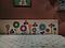 """Вінілова наклейка на стіну в дитячу кімнату """"Дивні квіти"""", фото 4"""