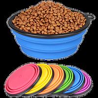 Складная миска HUNTING DOG Food Bowl