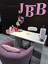 Маникюрный стол с вытяжкой 30вт и Уф лампой, фото 3