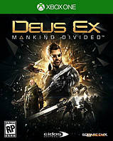 Deus Ex: Mankind Divided XBOX ONE (92707)