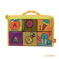 Кубики-сортеры 'ABC' (93317)