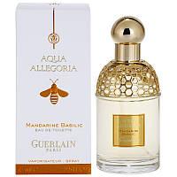 Guerlain Aqua Allegoria Mandarine Basilic edt 75 ml. женский оригинал