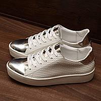 7031.1  (36; 37; 39; 40) Женские туфли-полуботинки летние