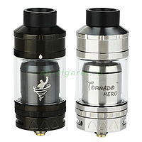 Атомайзер IJOY Tornado Hero RTA (25mm) Оригинал.