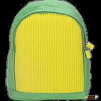Рюкзак Upixel Junior (Зелено-желтый) (95947)