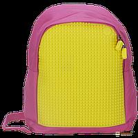 Рюкзак Upixel Junior (Розово-желтый) (95949)