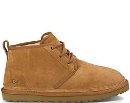 Мужские ботинки UGG Australia Neumel Chestnut (Реплика ААА+). Живое фото