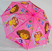 """Детский зонт для маленьких  на 3-5 лет от фирмы """"Paolo""""."""