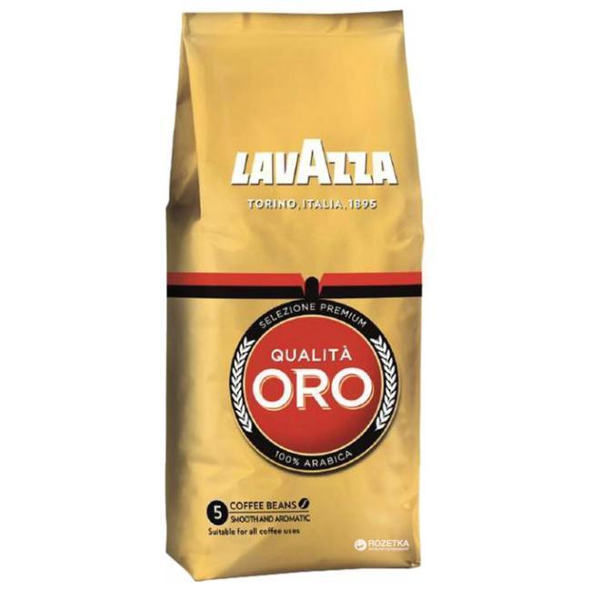 Кава Lavazza Qualita Oro 250 гр зерно