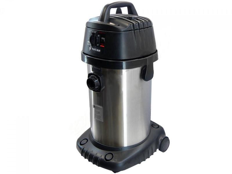 Строительный пылесос Титан ПП-30 литров