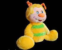 Желтая Пчёлка 45 см мягкая детская игрушка на подарок