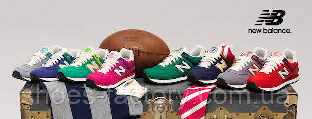 Кроссовки от New Balance