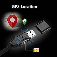 GSM GPS трекер маяк прослушка USB кабель зарядка для Iphone