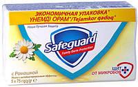 """Safeguard. Набор мыла с антибактериальным действием """"Ромашка"""" (608544)"""