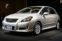 Разборка запчасти на Toyota Auris  (2007-2009)