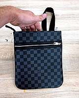 Мужская сумка через плечо Louis Vuitton, сумка Луи Витон, Дропшиппинг