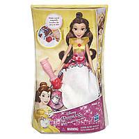 Disney Princess Бель в чарівній спідниці (Кукла Дисней Белль в волшебной юбке, Belle's Magical Story Skirt)