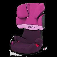 Автокресло Cybex Solution X-Fix 15-36kg Purple Rain