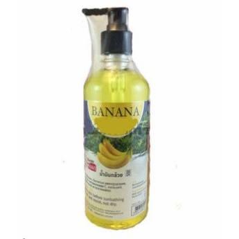 Натуральное масло с экстрактом банана 250 мл