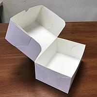 Коробка Бумажная КТ0200 Белая 12х18х8 (см)
