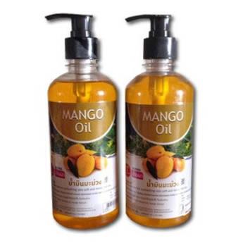 Натуральное масло с экстрактом манго 250 мл