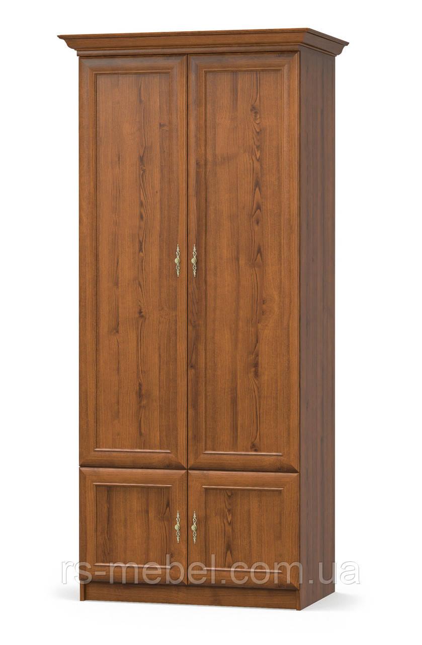 "Шкаф 2Д  ""Даллас"" (Мебель-Сервис)"