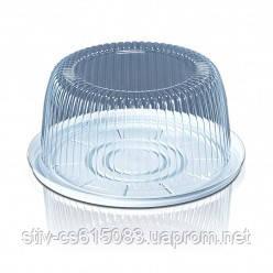 Упаковка блистерная для торта пс-22 (2100 мл)