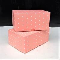 Коробка Бумажная КТ0100 Цветная 10х16х8 (см)