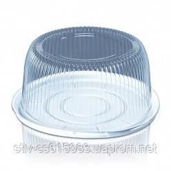 Упаковка блистерная для торта пс-25( 5300 мл)