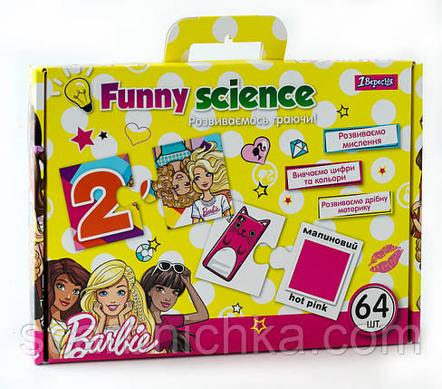 "Набор для творчества ""Funny science"" 953064 ""Barbie"", фото 2"