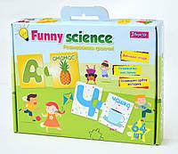 """Набор для творчества """"Funny science"""" 953056 """"Украинский алфавит 2"""""""