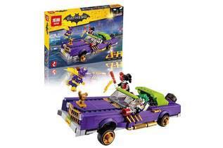 Конструктор BELA 10633 Бетмен