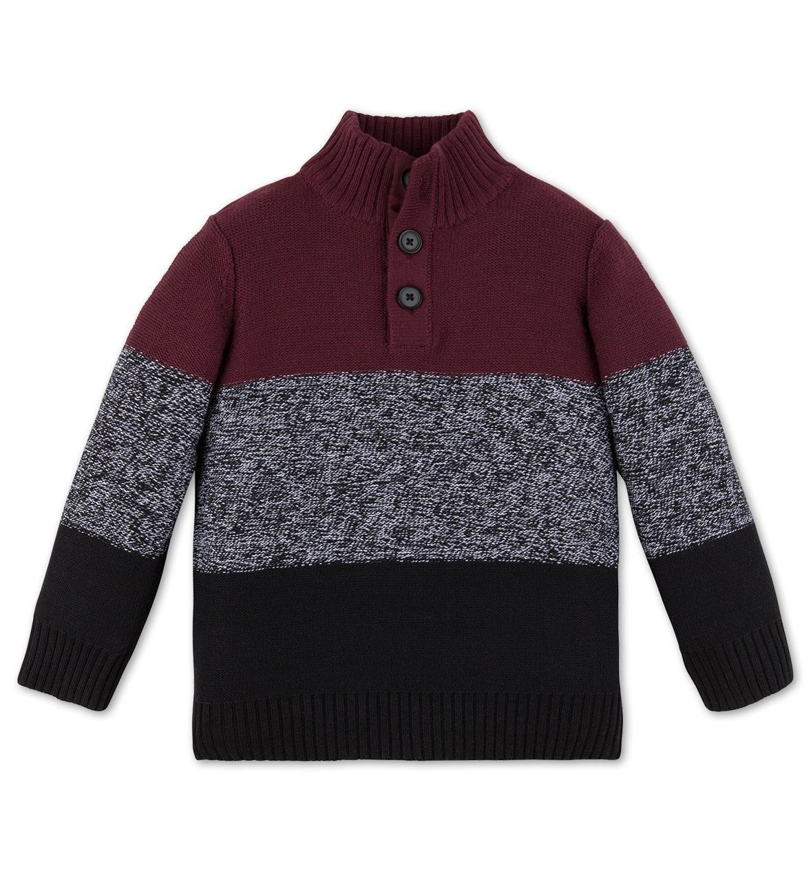 Детский теплый свитер под горло на мальчика C&A Германия Размер 98