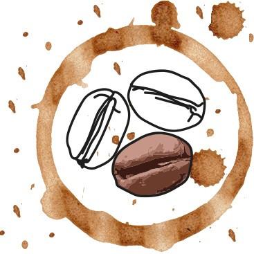 только натуральный кофе в зернах