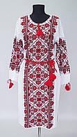 Туника вышиванка женская вязанная