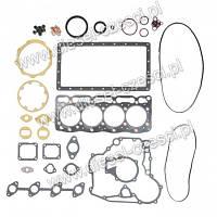 Полный Комплект прокладок  KUBOTA V1505 (PPD-V1505-KIT)