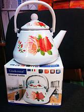 Емальований чайник Giakoma G-3501 (2,2 л)