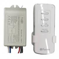 TM72 дистанционный выключатель  2 канала 1000W 30M