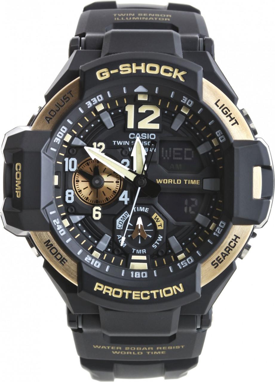 Часы Casio G-Shock GA-1100-9G GRAVITYMASTER В.