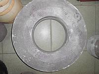 Круг абразивный шлифовальный  прямого профиля (розовый) 92А 400х40х203 12 СМ