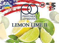Lemon Lime II ароматизатор TPA (Лайм) 100мл