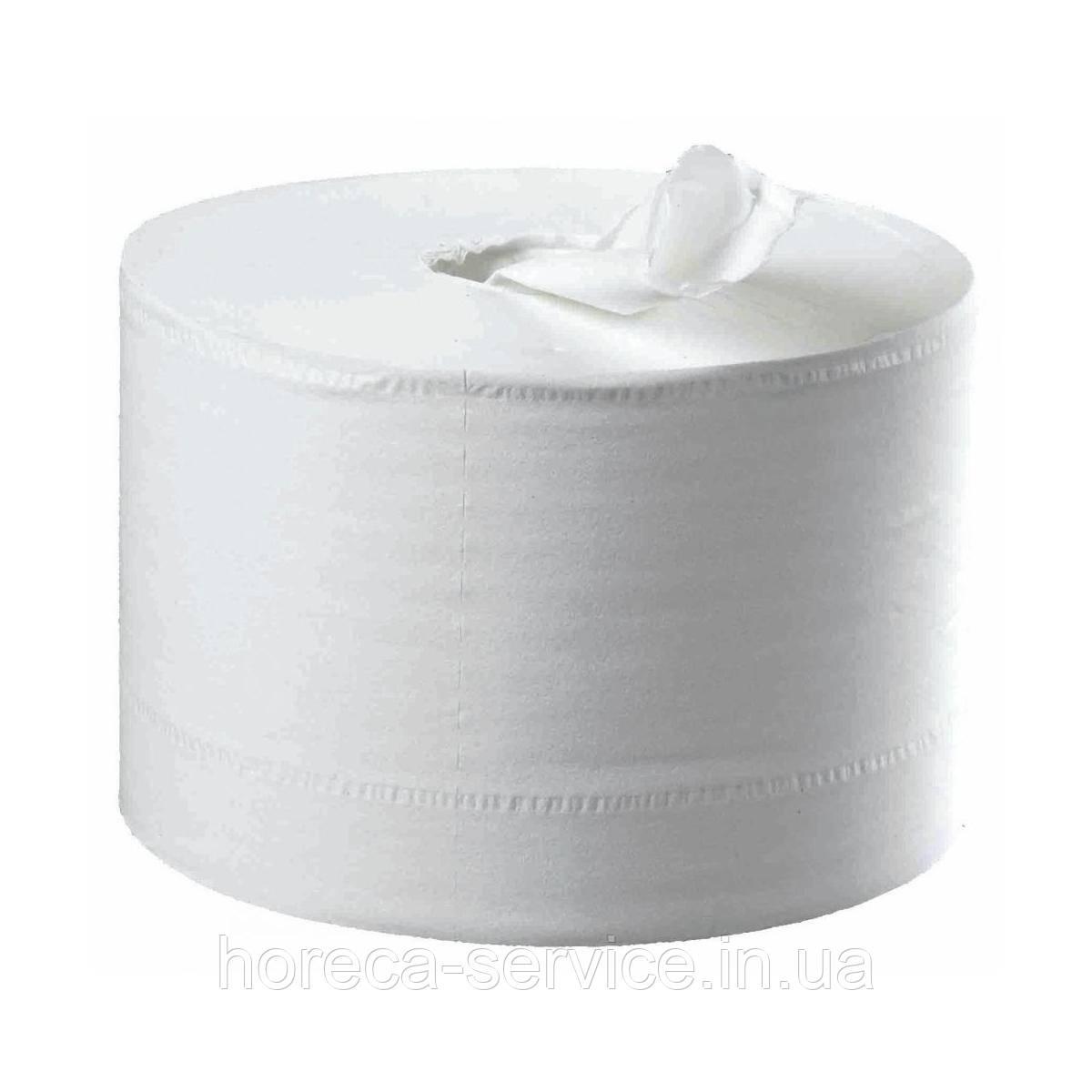 Туалетная бумага Selpak Professional Джамбо с центральной вытяжкой 120м.6рулонов упак.
