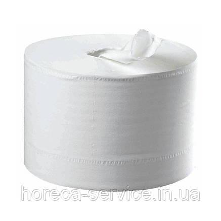 Туалетная бумага Selpak Professional Джамбо с центральной вытяжкой 120м.6рулонов упак., фото 2