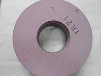 Круг абразивный шлифовальный прямого профиля (розовый) 92А 350х8х127 16-40 СМ-С