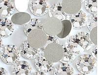 Камни Ss6 прозрачные стекло 100 шт